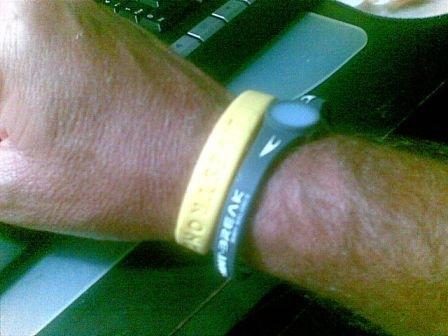 miglior sito web 778fe 91803 Il braccialetto magico (Power Balance) – babilonia