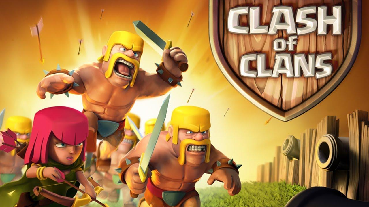 Hack clash of clans per ios